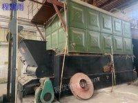 精品六噸燃煤蒸汽鍋爐