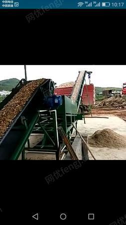 木材加工厂出售45、140千瓦打片机2台,有图片