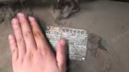 公司處理18.5KW水冷電機22臺