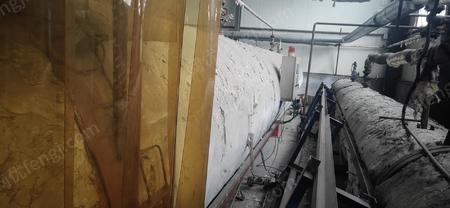 橡膠廠出售11m硫化罐1臺(直徑1.5m全新)