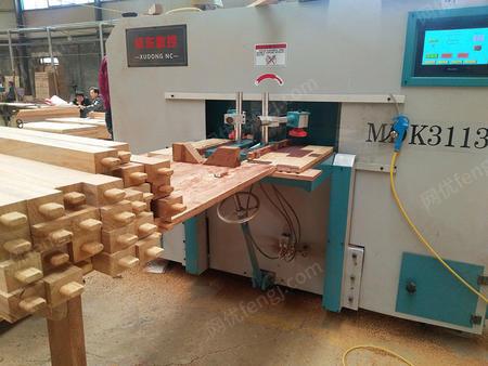 供应自动开榫机 木工自动开榫头机价格