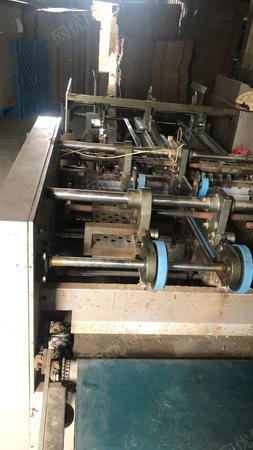 包装厂处理1020过胶机1台.1.4m打纸机1台.1m覆膜机1台.压边机1台.