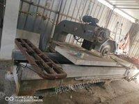 山西太原多功能瓷砖切割机台式开槽45度倒角机磨边机大型大理石石材出售