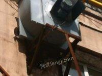吉林吉林九九成新上海英达风机低价转让
