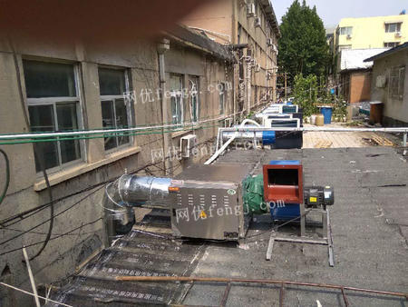 供应餐饮油烟净化器原理餐饮油烟过滤器厂家