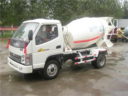 供应唐俊3方混凝土搅拌车 3方水泥罐车价格 价格优惠