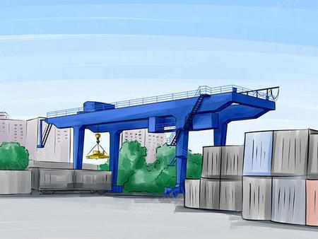供应陕西汉中龙门吊 高要求高标准
