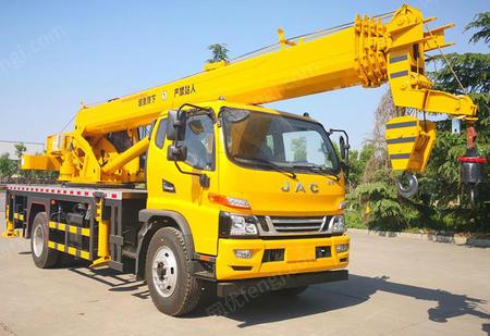 供应16吨吊车臂长 唐骏16吨汽车吊