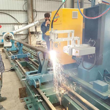 供应圆管数控切管机 数控圆管切割机 大管径相贯线切割机