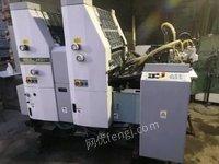 北京丰台区威海滨田252双色印刷机,威海万历66出售