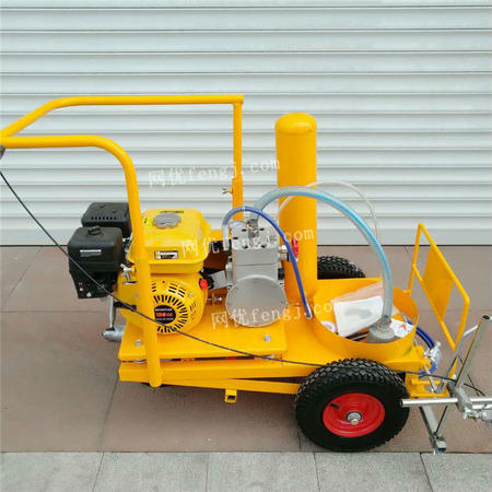 供应手推式冷喷划线机 路面冷喷式划线机
