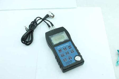 供应DR87穿越涂层型超声波测厚仪,可穿越涂层2.8mm以下