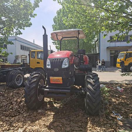 供应山西新款16吨拖拉机吊 10吨拖拉机吊钻一体吊 电力工程专用