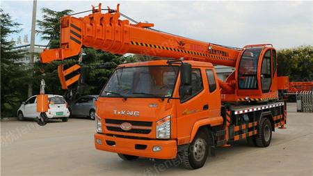 供应国五唐骏8吨吊车售价 唐骏汽车吊配置 全国可上牌照