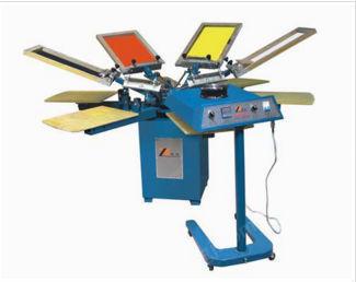供应SPE系列经济型全自动多色印花机/丝印机