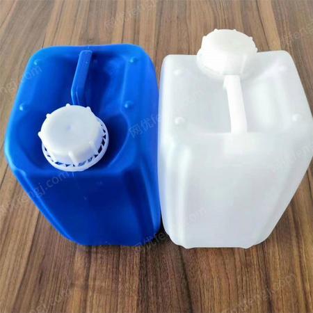 供应加厚塑料扁桶10kg食品级带盖方桶L升壶液体香精分装样品桶20斤