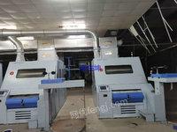 纺织厂出售二手JWF1115精开棉机一台