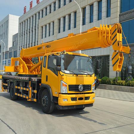 供应12吨吊车参数 东风吊车配置