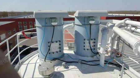 供应石家庄脉冲主机除尘器的特点
