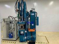 浙江台州出售2台二手100吨硫化机