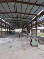 出售二手鋼結構廠房 庫房 各類行車房