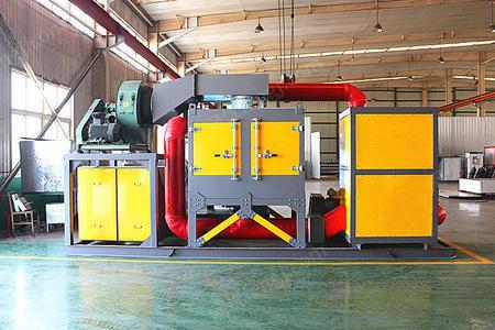 供应工业喷漆房废气处理设备 乐途环保