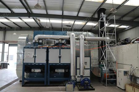供应化工有机废气处理设备 有机废气处理 乐途环保