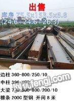 二手鋼結構廠房 二手鋼結構行車房 庫房出售