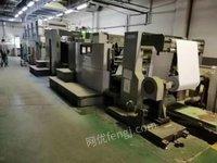 广东广州出售海德堡 冠华 秋山印刷机 四开四色印刷机