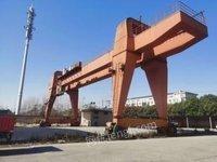 河北唐山出售各种规格型号天车龙门吊