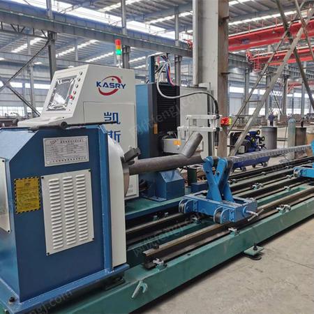 供应相贯线切割机设备 全自动数控切割机 相贯线管切割机