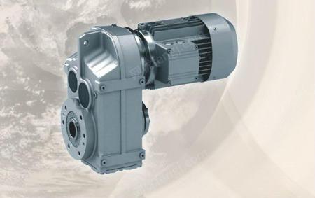 昆山台亚厂家供应F系列减速机,平行轴斜齿轮减速机