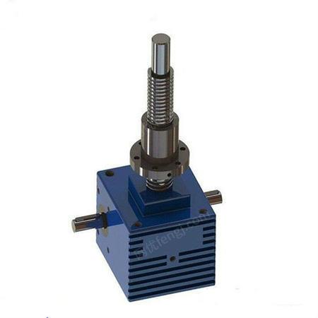 厂家供应JW系列涡轮丝杆升降机,升降平台,电动调节