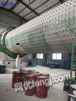 Sell 2 sets of 4.2/13 meter ball mills&a set of 1400/1600 roller presses