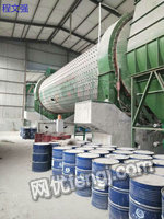 2 sets of 4.2/13 meter ball mills&a set of 1400/1600 roller presses are sold new