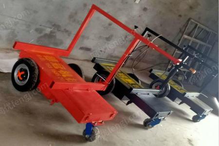 供应新一代两吨轻质隔墙板运板车使用注意事项