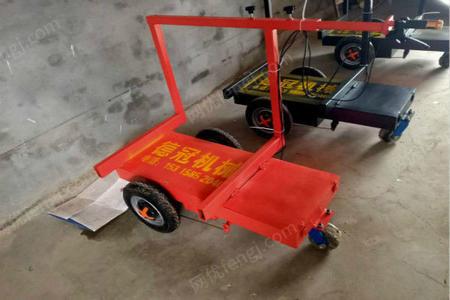 供应高强度墙板工地运板车生产厂家