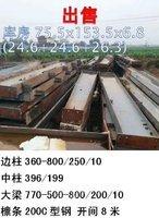 出售無中柱車間 30米X143米X9米柱子400X200大梁600-800開間7.5米X19間檁條180圓管89鍍鋅