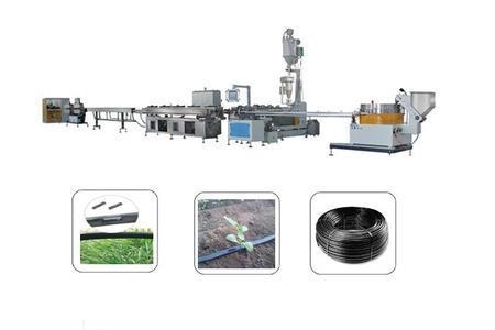 供应滴灌带生产线设备厂家滴灌带生产原理滴灌带设备