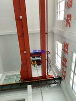 上海二手QD双梁行车16/3吨-16.5米出售