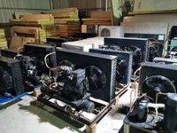 河南郑州出售各种冷库压缩机冷风机全套冷冻设备出售