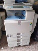 福建厦门二手彩色复印机,理光mpc3300出售