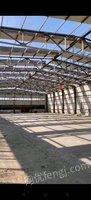 山西太原大量出售二手鋼結構材料