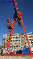 二手35吨双梁龙门吊 转让 二手35吨双梁龙门吊