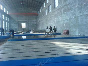 供应半成品现货工作台铸铁试验平台定制加工各种尺寸 精度高 焊接平台