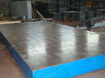 厂家包邮促销铸铁试验平台泊头大厂直营 设备底座 装配平台