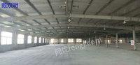 出售72米寬*78米長*4米高二手鋼結構廠房