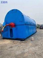 供应二手管束干燥机 1000平方刮板干燥机