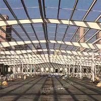 出售廢舊行車房 二手鋼結構廠房 鋼結構立柱 鋼結構C型鋼