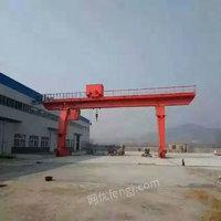处理各种二手航吊,双梁行车,龙门吊厂家25吨32吨50吨 电磁吸盘